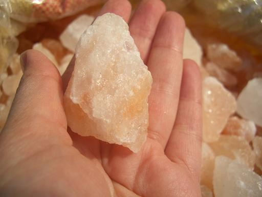 ヒマラヤ岩塩ピンク3-5cm