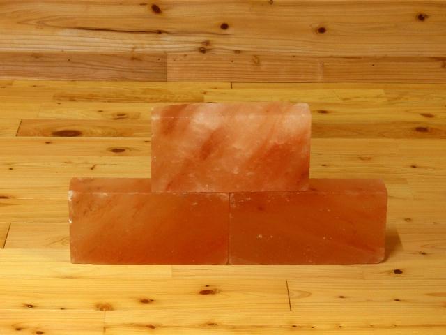ヒマラヤ岩塩レンガ